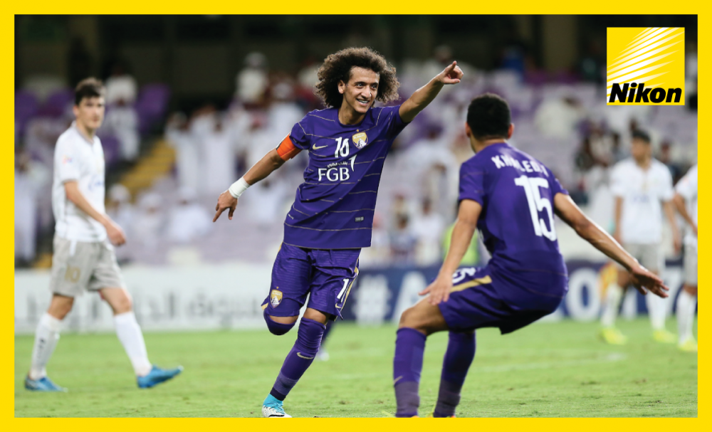 Omar Abdulrahman scores one and makes two as Al Ain win Group C of the AFC Champions League after a comfortable 3-0 victory over Bunyodkor on Monday.