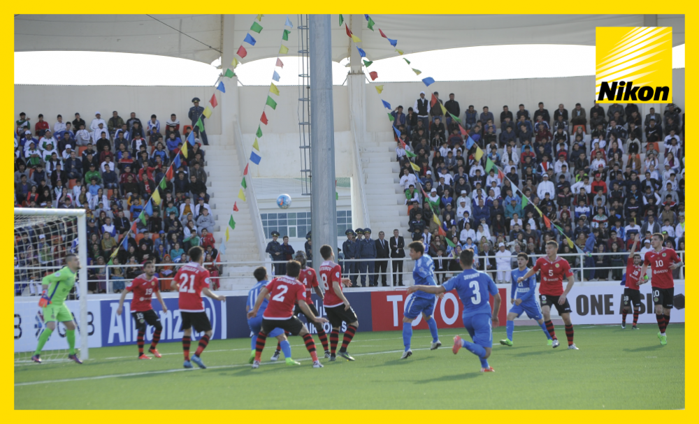 Altyn Asyr's Sport Toplumy provides a colourful setting for Turkmenistan side's 1-1 draw with Tajikistan's FC Istiklol in Group D of the 2017 AFC Cup on Tuesday.