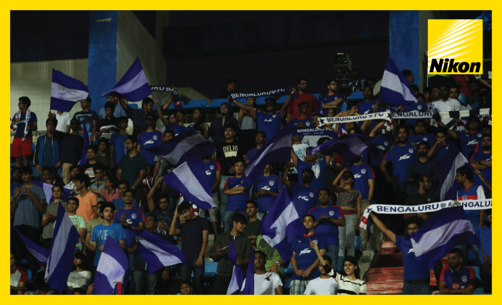 Vibrant support inside Sree Kanteerava Stadium on Tuesday witnesses JSW Bengaluru of India maintain a three-point lead at the top of Group E of the AFC Cup following a 2-0 victory over Bangladesh's Abahani Limited Dhaka.