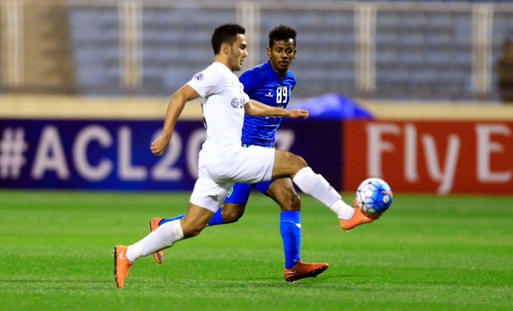 On loan from fellow Saudi side Al Hilal, Abullah Al Ammar finds himself in a relegation battle domestically with Al Fateh, but will relish the chance to shine on the continental stage for the first time.