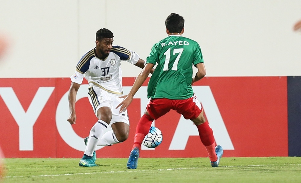 At just 20 years of age, defender Ahmed Rashid is already among the first names on the Al Wahda team sheet, having played the majority of his side's league games over the past two domestic campaigns.