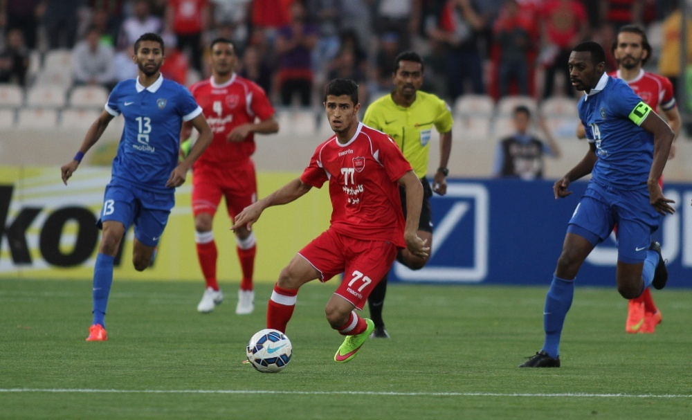 Persepolis's return to the continental stage will provide forward Ali Alipour with a platform to shine, while domestically the 21-year-old has been part of a side that has opened up a clear lead at the top of the Iran Pro League.