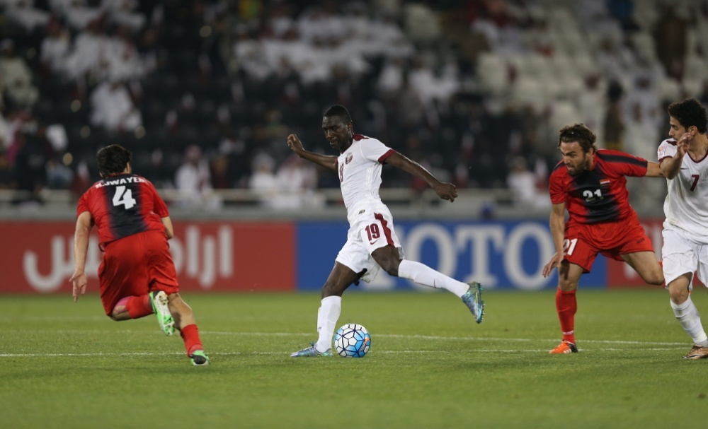 After starting out in Lekhwiya's academy, Almoez Ali spent time in Belgium, Austria and Spain before returning home in 2016. The forward, who is enjoying a stellar first season in Doha, scored three goals as Qatar won the 2014 AFC U-19 Championship in Myanmar.