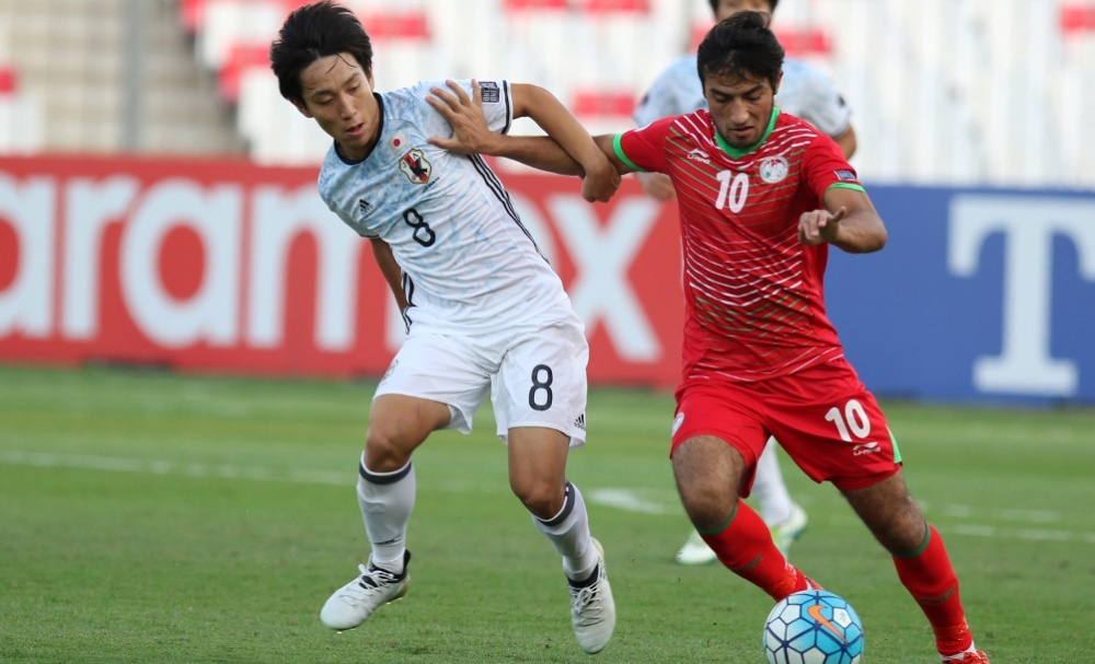 Koji Miyoshi was part of Japan's victorious 2016 AFC U-19 Championship side that overcame Saudi Arabia on penalties in the final, while the midfielder also found the back of the net in the 3-0 group-stage win over Qatar.