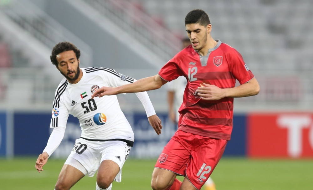 Versatile midfielder Mohamed Jamal has established himself as a key figure in Al Jazira's so-far impressive domestic campaign as the Abu Dhabi side currently sit well clear of the chasing pack in the UAE Pro League.