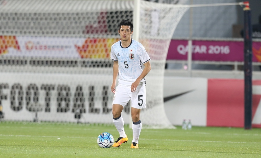 Defender Naomichi Ueda has experience beyond his years having represented Japan at U-16, U-19 and U-22 level, while he was also an ever-present as the East Asians were victorious in the 2016 AFC U-23 Championship in Qatar.