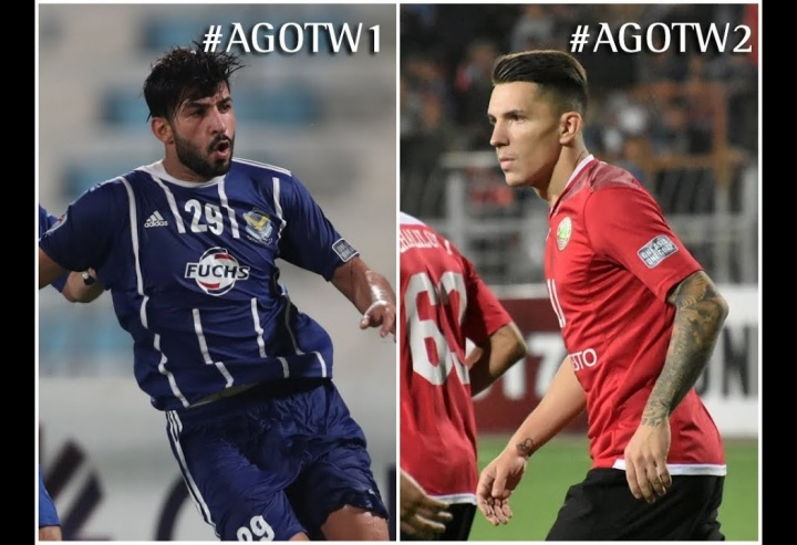 Allianz Goal of the Week (AFC Cup 2017: Sep 26-27)