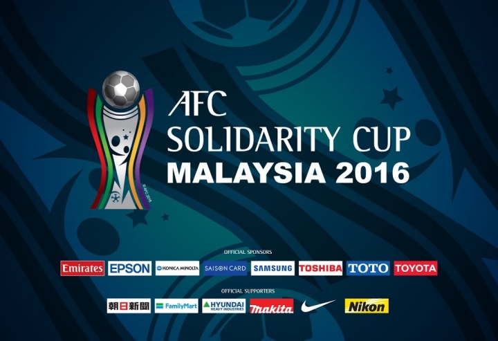 #AFC SOLIDARITY CUP 2016 Final