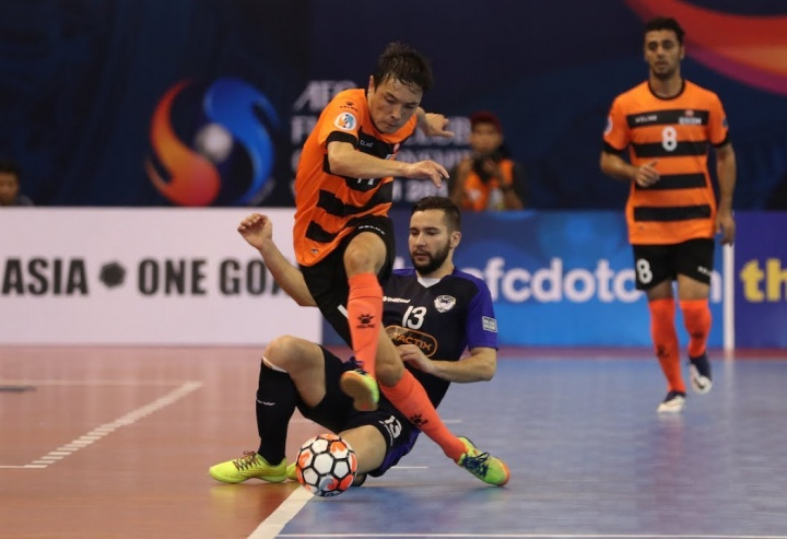 Vic Vipers vs FC Erem (AFC Futsal Club Championship 2017 – Group Stage)