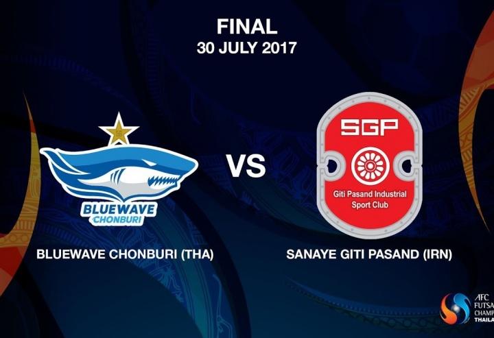 M26 - Bluewave Chonburi (THA) vs Sanaye Giti Pasand (IRN)