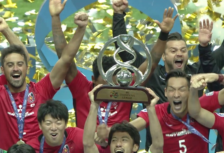 AFC Champions League 2017 champions: Urawa Red Diamonds