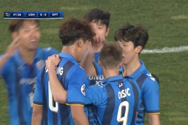 Ulsan Hyundai 2-1 Kawasaki Frontale (AFC Champions League 2018: Group Stage)