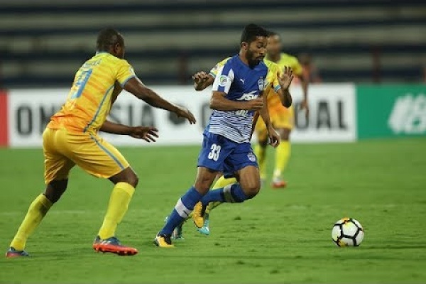 Bengaluru FC 1-0 Abahani Limited Dhaka (AFC Cup 2018: Group Stage)