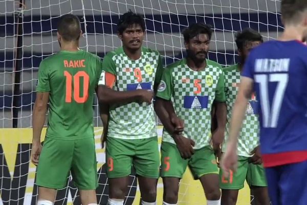 JSW Bengaluru vs Maziya Sports & RC (AFC Cup 2017 : Group Stage)