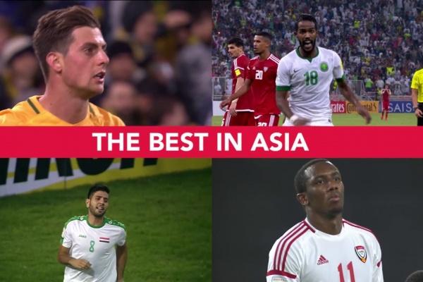 Toyota Asian Qualifiers Top Goalscorer Winners