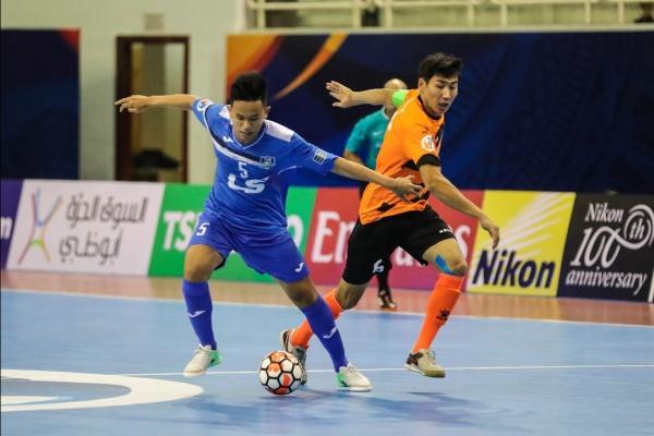 Thai Son Nam vs FC Erem (AFC Futsal Club Championship 2017 – Group Stage)