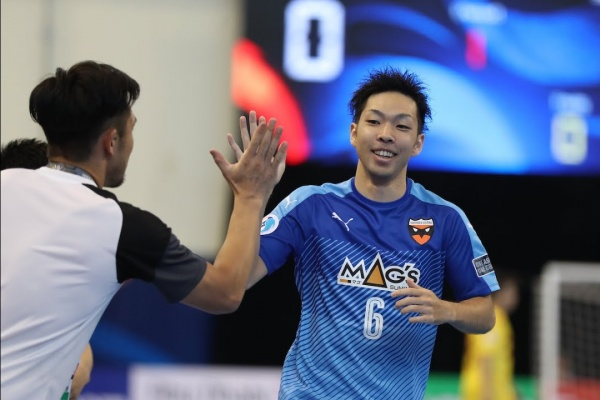 Shenzhen Nanling Tielang vs Shriker Osaka (AFC Futsal Club Championship 2017 – Group Stage)
