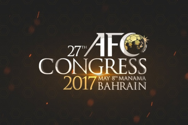 27th AFC CONGRESS 2017 - MANAMA, BAHRAIN