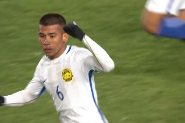 Safawi Rasid pulls one back for Malaysia!