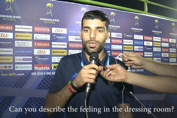 Mehdi Taremi: FIFA World Cup qualification shows the great progress we've made in Asia