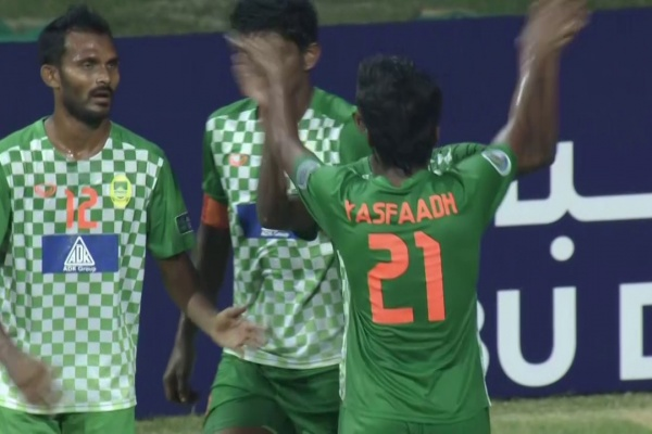 Mohun Bagan vs Maziya Sports & Recreation (AFC Cup 2017 : Group Stage)