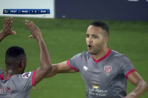 Al Wahda 2-3 Al Duhail (AFC Champions League 2018: Group Stage)