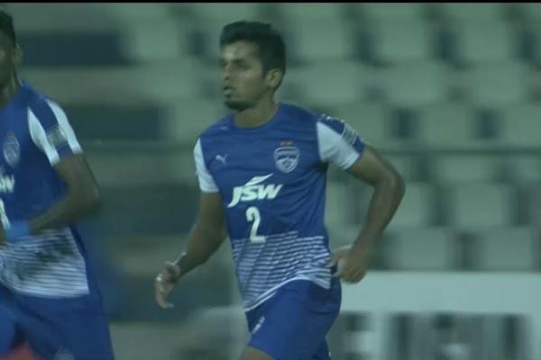 Bengaluru FC level the scores through Rahul Bheke!