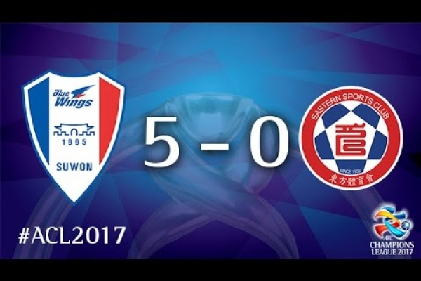 Suwon Samsung Bluewings vs Eastern FC (AFC Champions League 2017 : Group Stage - MD4)