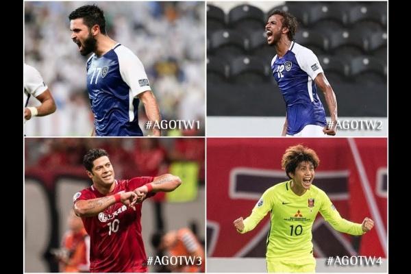 Allianz Goal of the Week (AFC Champions League 2017: Semi-finals - 1st leg)