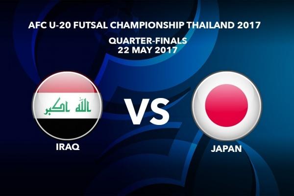 M48 QF2 IRAQ vs JAPAN
