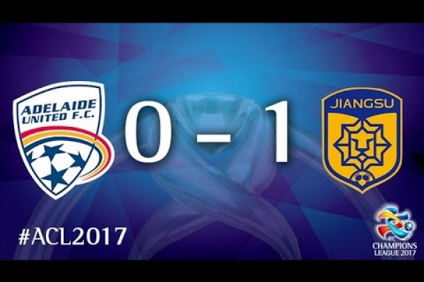Adelaide United vs Jiangsu FC (AFC Champions League 2017: Group Stage – MD6)