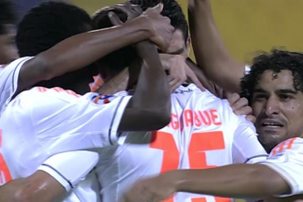 16 Great AFC Champions League Ro16 Goals: Sebastian Tagliabue (2013)