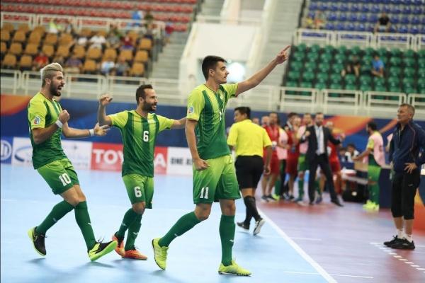 Almalyk FC vs Bank of Beirut HL