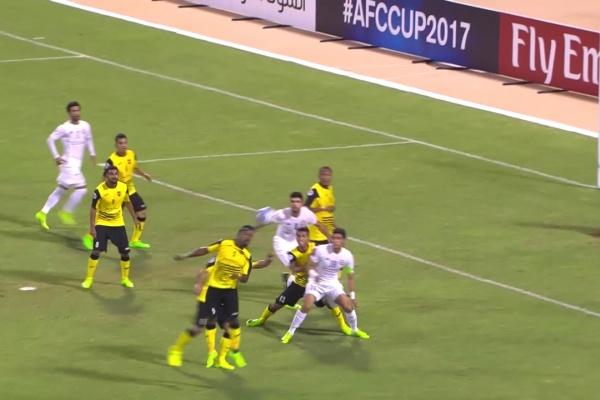 Al Suwaiq vs Al Zawraa (AFC Cup 2017 : Group Stage)