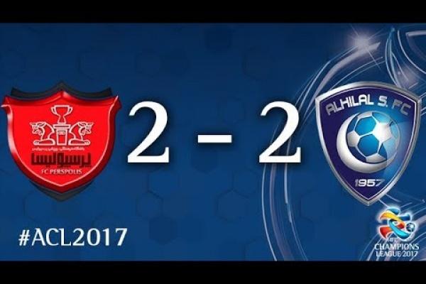 Persepolis vs Al Hilal (AFC Champions League 2017: Semi-finals – 2nd Leg)