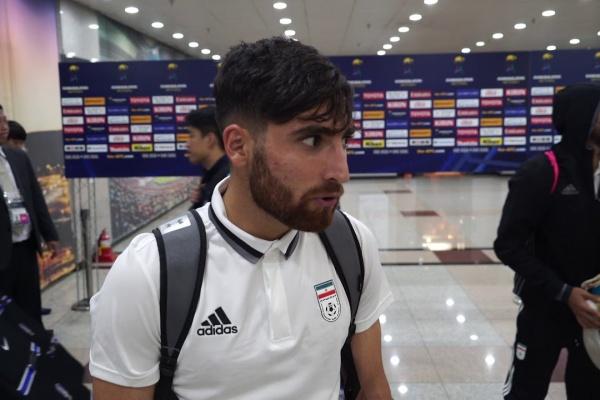 Post match interview: Alireza Jahanbaksh