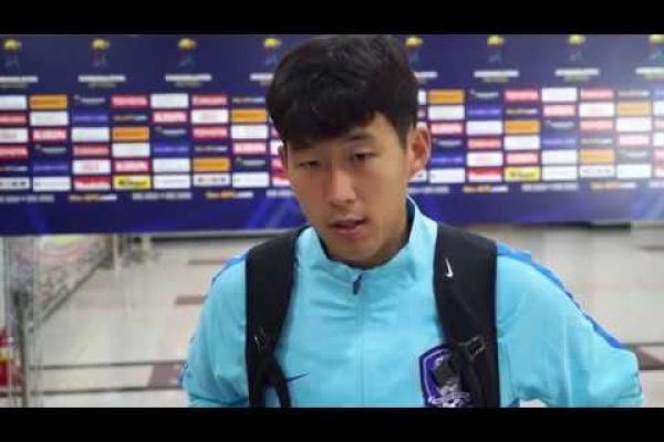 Post match interview: Son Heung-min