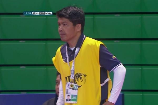 Iran 14-0 Myanmar (AFC Futsal Championship 2018: Group Stage)