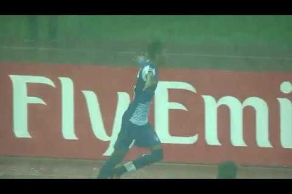 Lenny Rodrigues scores Bengaluru FC's third goal!