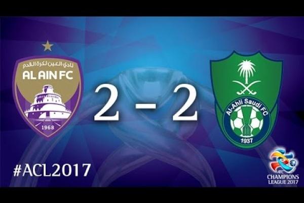 Al Ain vs Al Ahli (AFC Champions League 2017 : Group Stage - MD4)