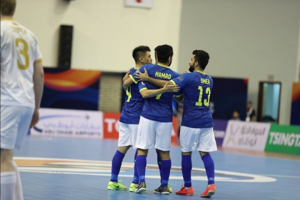 Al Dhafra vs Vic Vipers (AFC Futsal Club Championship 2017 – Group Stage)