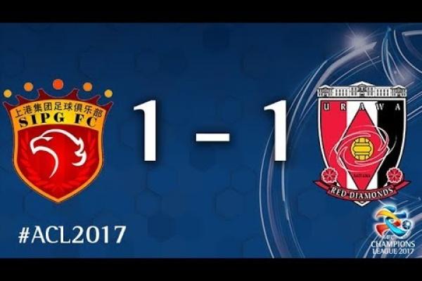 Shanghai SIPG vs Urawa Red Diamonds (AFC Champions League 2017: Semi-finals – 1st Leg)