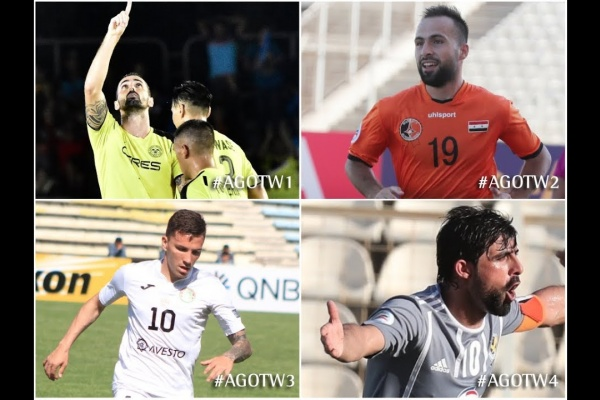 Allianz Goal of the Week (AFC Cup 2017: Sep 12-13)