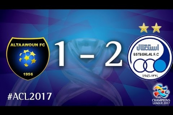 Al Taawoun vs Esteghlal FC (AFC Champions League 2017: Group Stage – MD6)