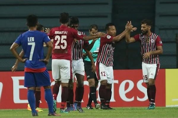Mohun Bagan vs JSW Bengaluru (AFC Cup 2017 : Group Stage)