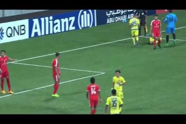 Home united vs Global FC (AFC Cup 2017 : Zonal Semi-final 2nd leg)