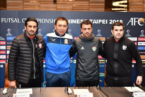 #AFCFutsal2018 - Pre-Match Press Conference Group D