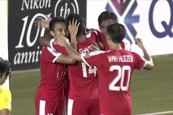 Global FC vs Home United (AFC Cup 2017 : Zonal Semi-final 1st leg)