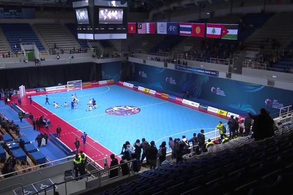 Malaysia vs Chinese Taipei (AFC Futsal Championship 2018: Group Stage)