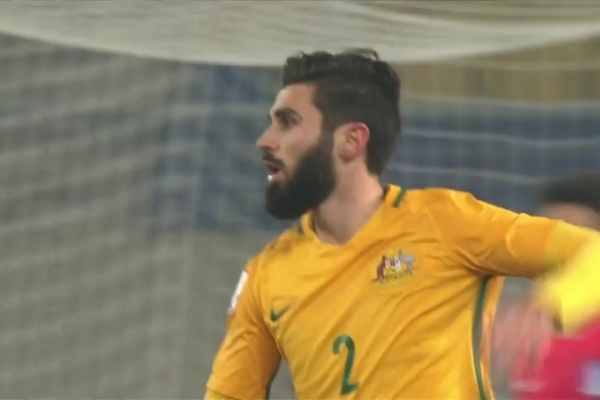 Korea Republic vs Australia (AFC U23 Championship: Group Stage)